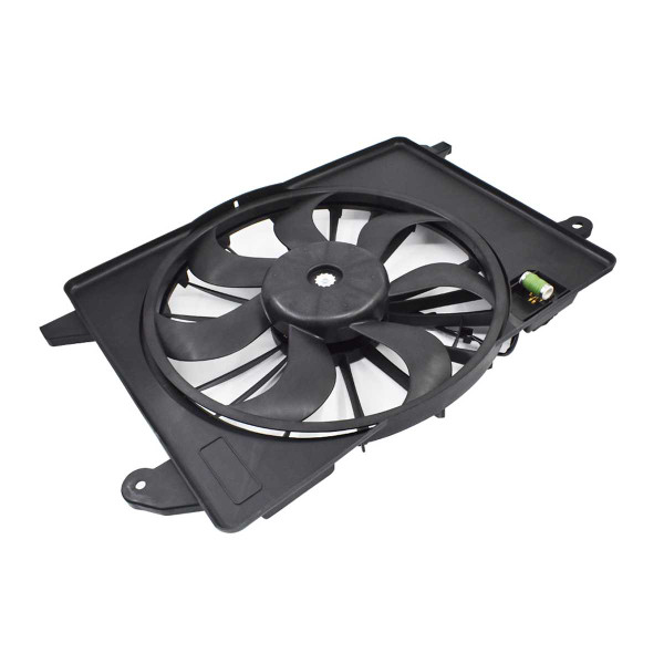 Engine Cooling Fan Single Fan - Part # FA721528