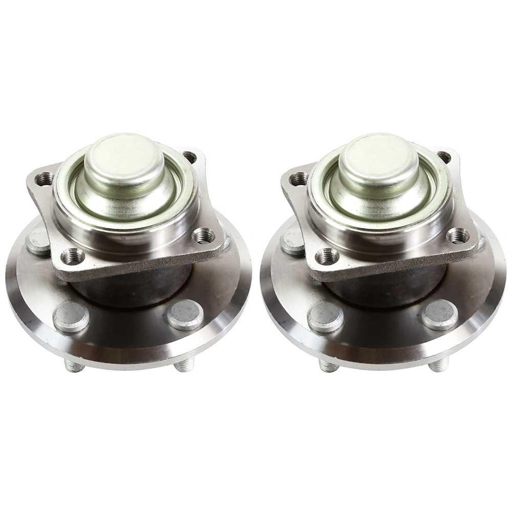 Prime Choice Auto Parts WB610005PR Pair of Wheel Bearings