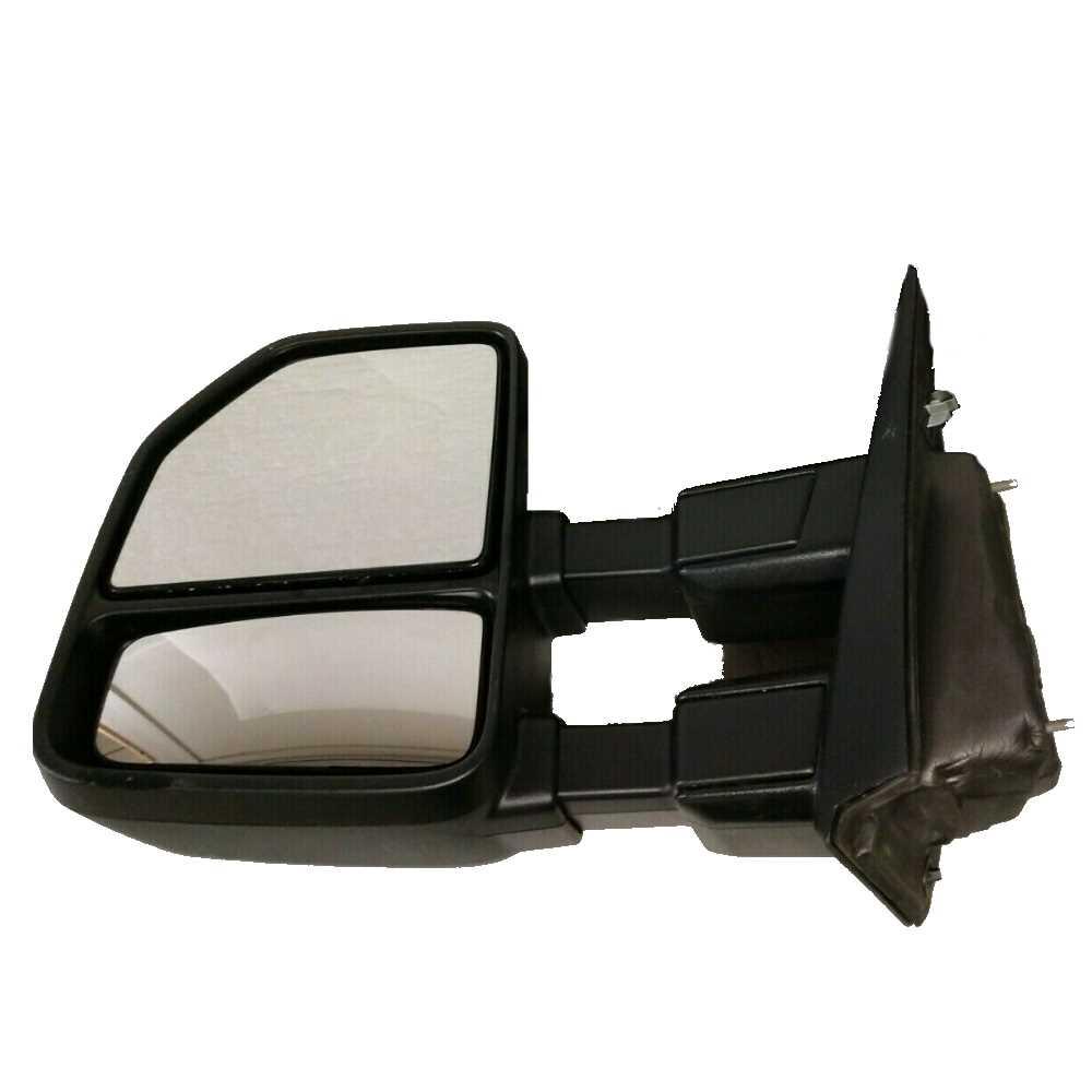 Auto Shack KAPFO1320412 Power Heated Drivers Side Door Mirror