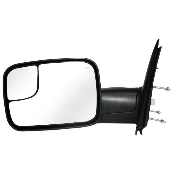 Power Heated Tow Folding Driver Left Side Mirror for 2002-2008 Dodge Ram 1500 - Part # KAPCH1320228