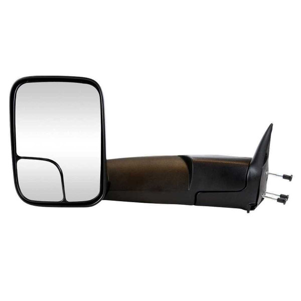 Driver Left Manual Towing Side View Mirror - Part # KAPCH1320258