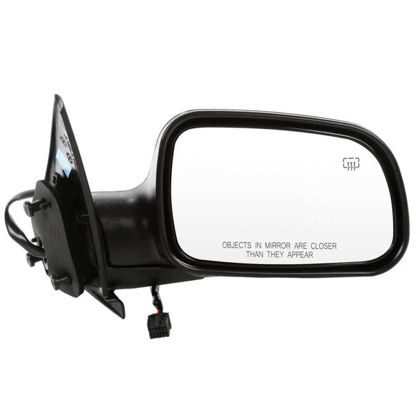 Passenger Right Power Heated Side View Mirror - Part # KAPCH1321169