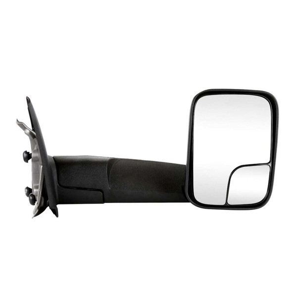 Passenger Right Manual Towing Side View Mirror - Part # KAPCH1321227