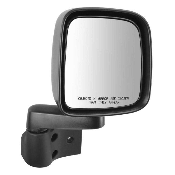 Passenger Right Manual Side View Mirror - Part # KAPCH1321234
