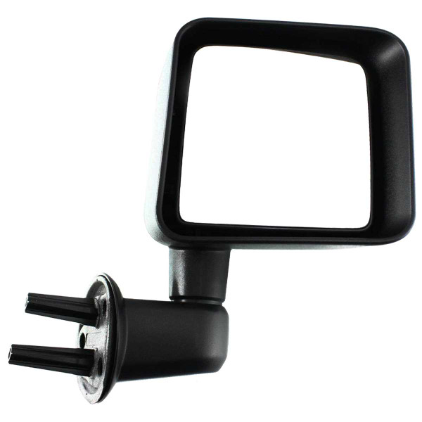 Passenger Right Manual Side View Mirror - Part # KAPCH1321271