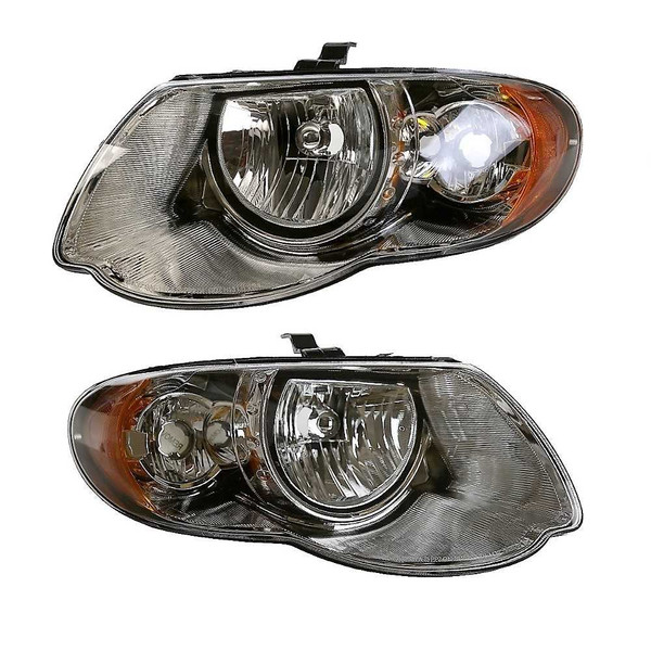 [Set] Headlights W/FogSet Front Lh&Rh - Part # KAPCR10087A1PR