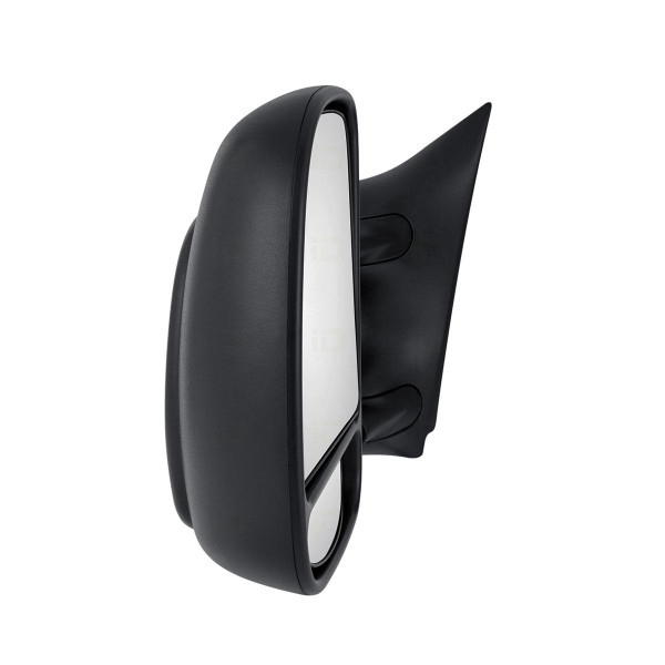 Driver Left Manual Towing Side View Mirror - Part # KAPFO1320226