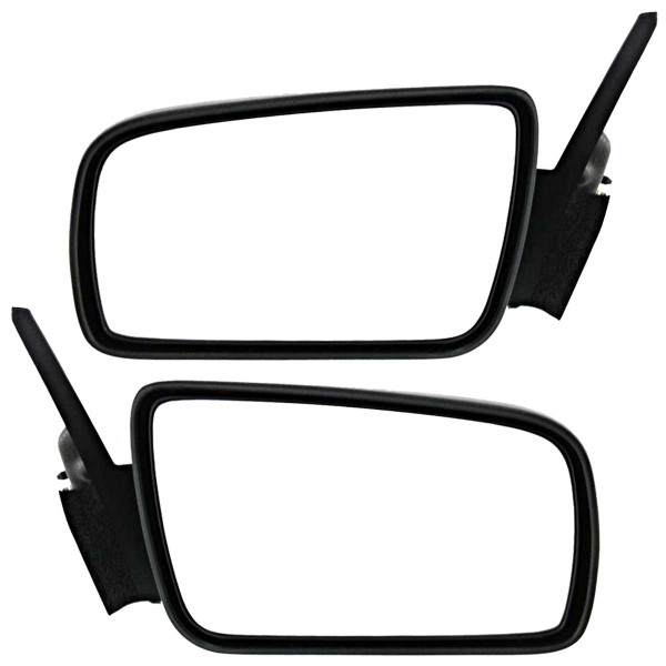 Power Side View Mirror Pair - Part # KAPFO1320243PR