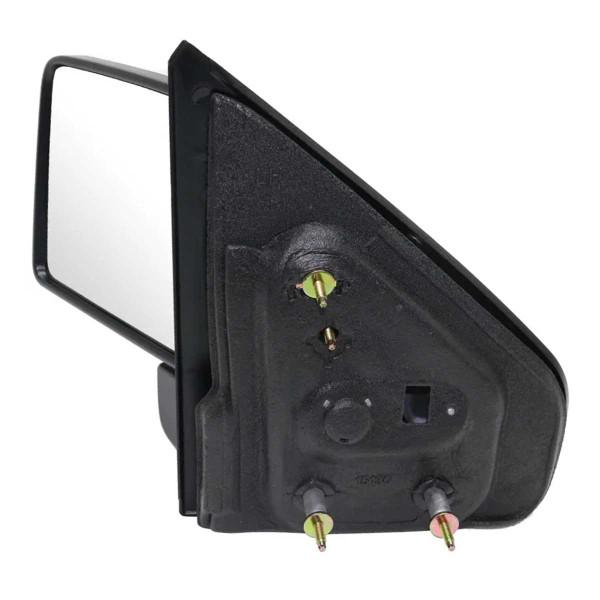 Driver Left Manual Side View Mirror - Part # KAPFO1320244