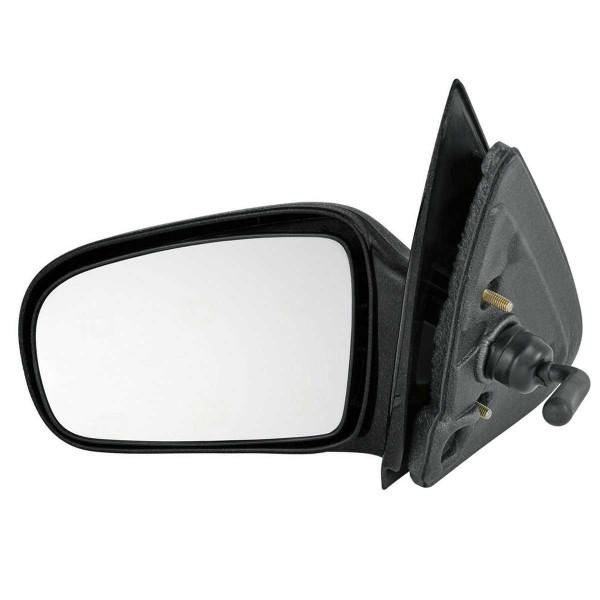 Driver Left Manual Side View Mirror - Part # KAPGM1320148