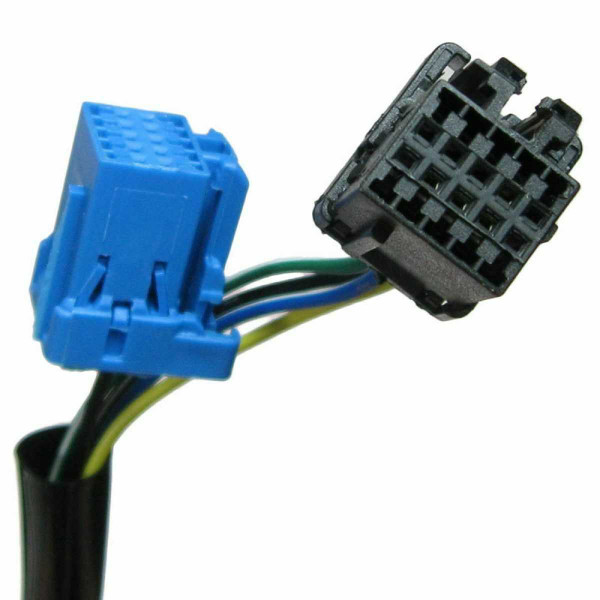 Driver Left Power Heated Side View Mirror 10 Hole 4 Prong And 10 Hole 1 Prong Dual Connectors - Part # KAPGM1320293
