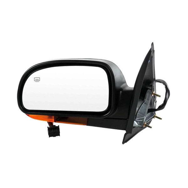 Driver Left Power Heated Signal Side View Mirror 16 Hole 7 Prong Connector - Part # KAPGM1320323