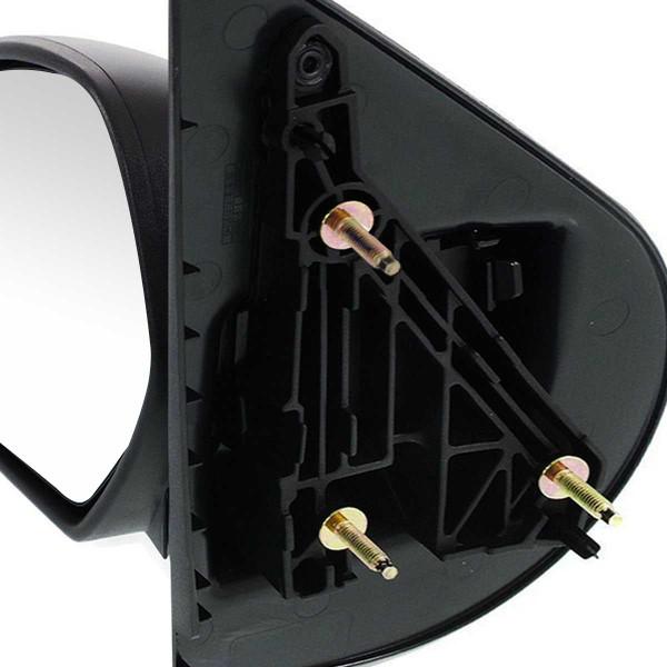 Driver Left Manual Side View Mirror - Part # KAPGM1320332