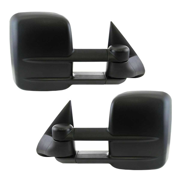 Power Heated Towing LED Signal Side View Mirror Pair - Part # KAPGM1320355PR