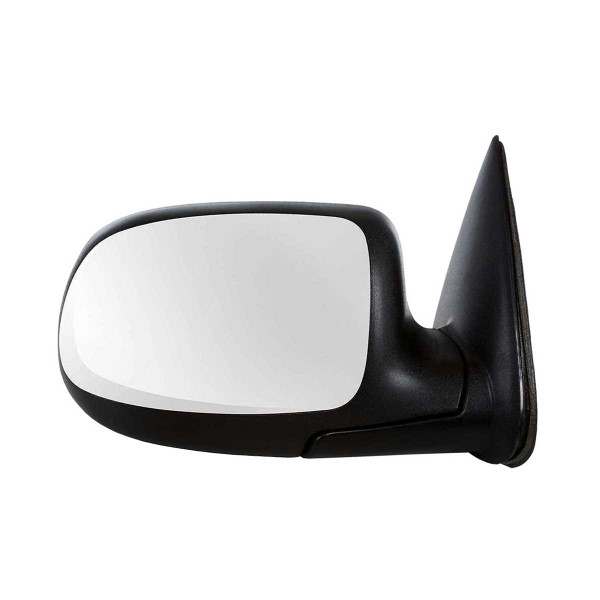 Passenger Right Power Chrome Side View Mirror - Part # KAPGM1321174