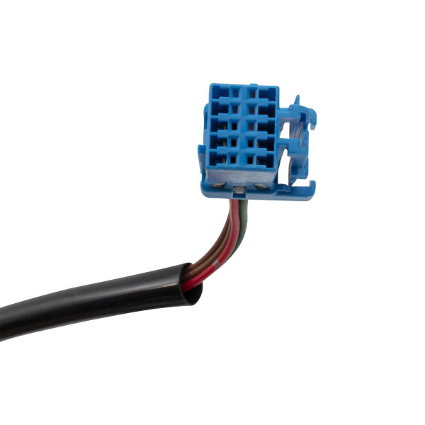 Passenger Right Power Heated Side View Mirror 10 Hole 4 Prong And 10 Hole 1 Prong Dual Connectors - Part # KAPGM1321293