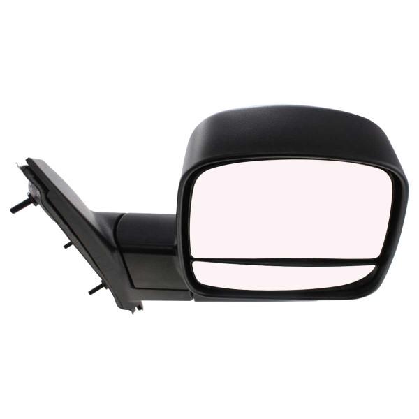 Passenger Right Manual Side View Mirror - Part # KAPGM1321395
