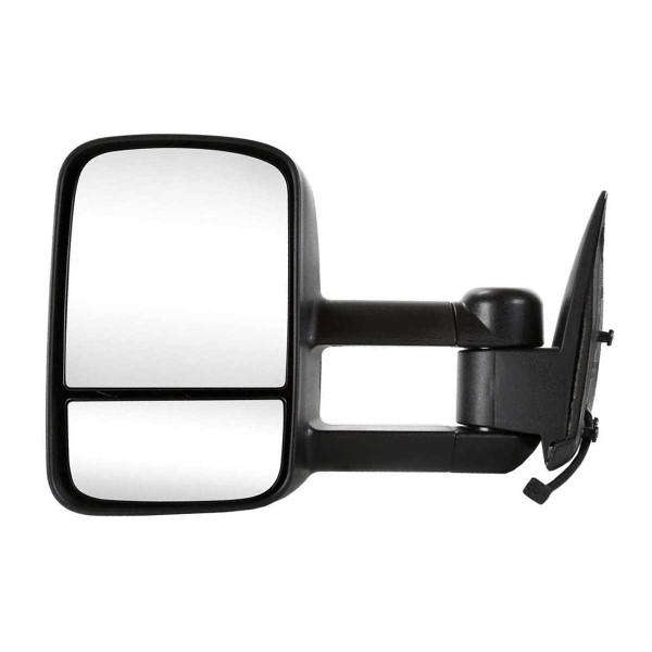 Power Heated Towing Side View Mirror Pair 8 Hole 5 Prong Connector - Part # KAPGM1321411PR