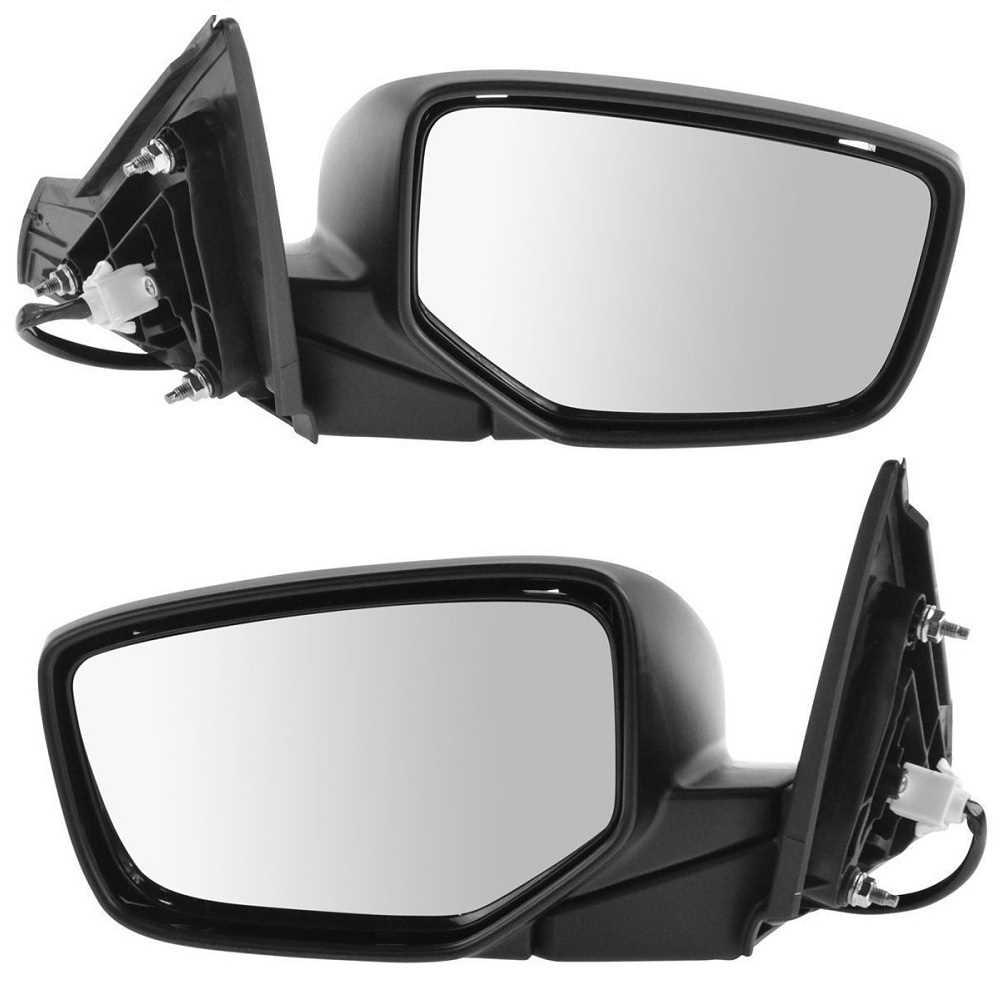 Auto Shack KAPNI1321172PR Side Mirror Pair