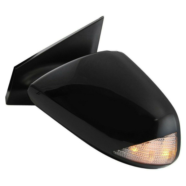 Driver Left Power Signal Side View Mirror - Part # KAPSC1320102