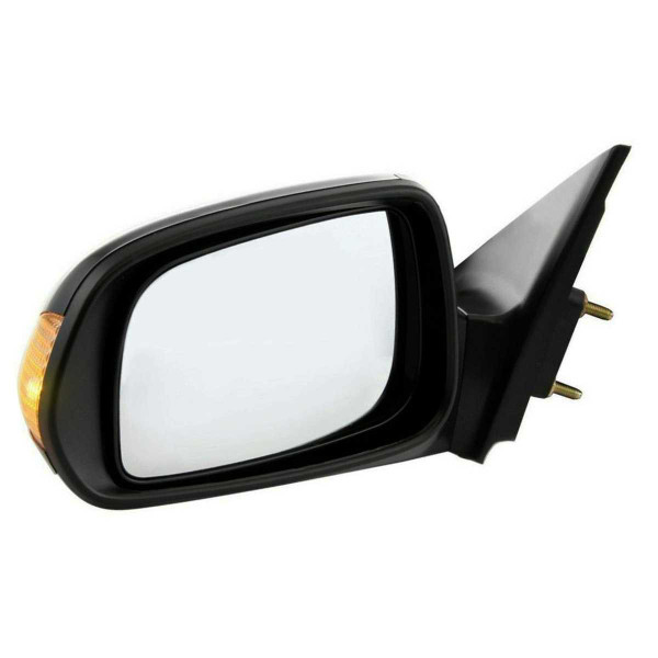 Driver Left Power Signal Side View Mirror - Part # KAPSC1320102