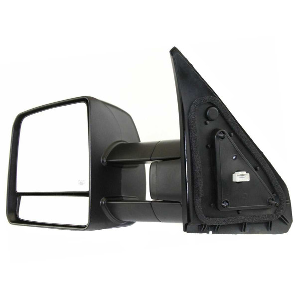 Driver Left Power Heated Towing Signal Side View Mirror - Part # KAPTO1320243