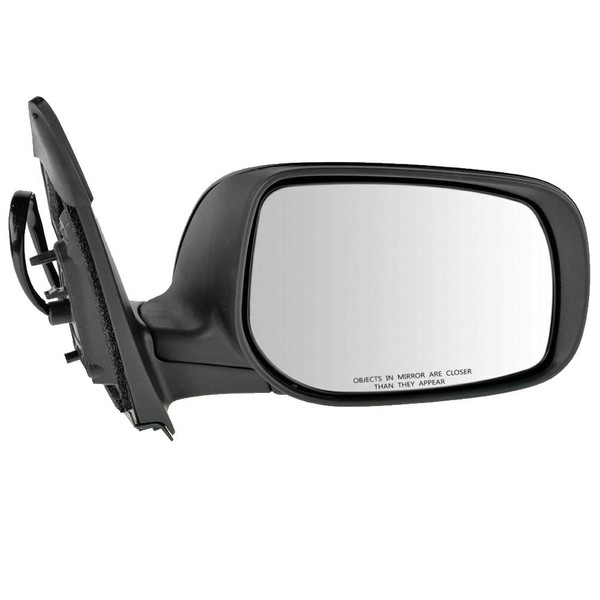 Power Heated Paint to Match Passenger Right Side Mirror for 2009 Toyota Corolla - Part # KAPTO1321247