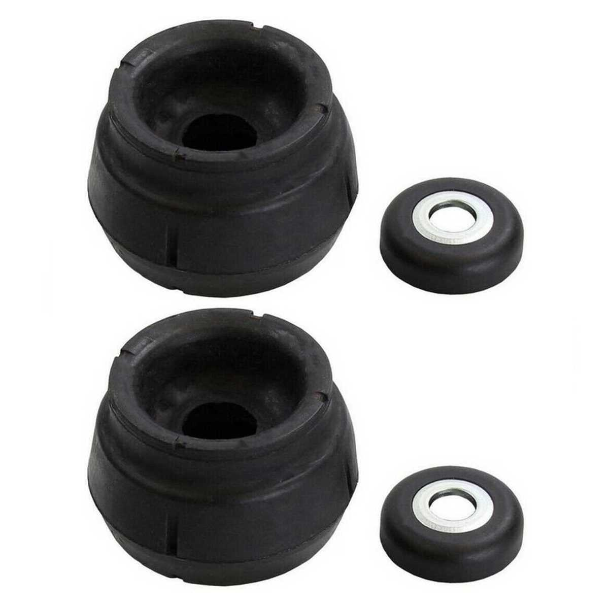 AutoShack KM1004907PR Front Strut Mount Pair 2 Pieces Fits Driver and Passenger Side