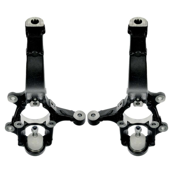 Front Bare Steering Knuckle Pair - Part # KN798010PR