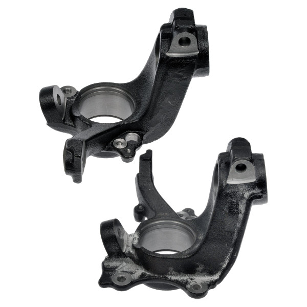 Pair 2 Front Steering Knuckle Spindle Set for 2000-2001 VW Golf Jetta 1.8L 2.8L - Part # KN798060PR