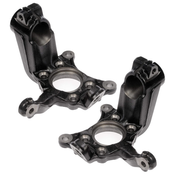 Pair 2 Front Steering Knuckle Spindle Set for 2012-2018 Volkswagen Beetle Passat - Part # KN798312PR