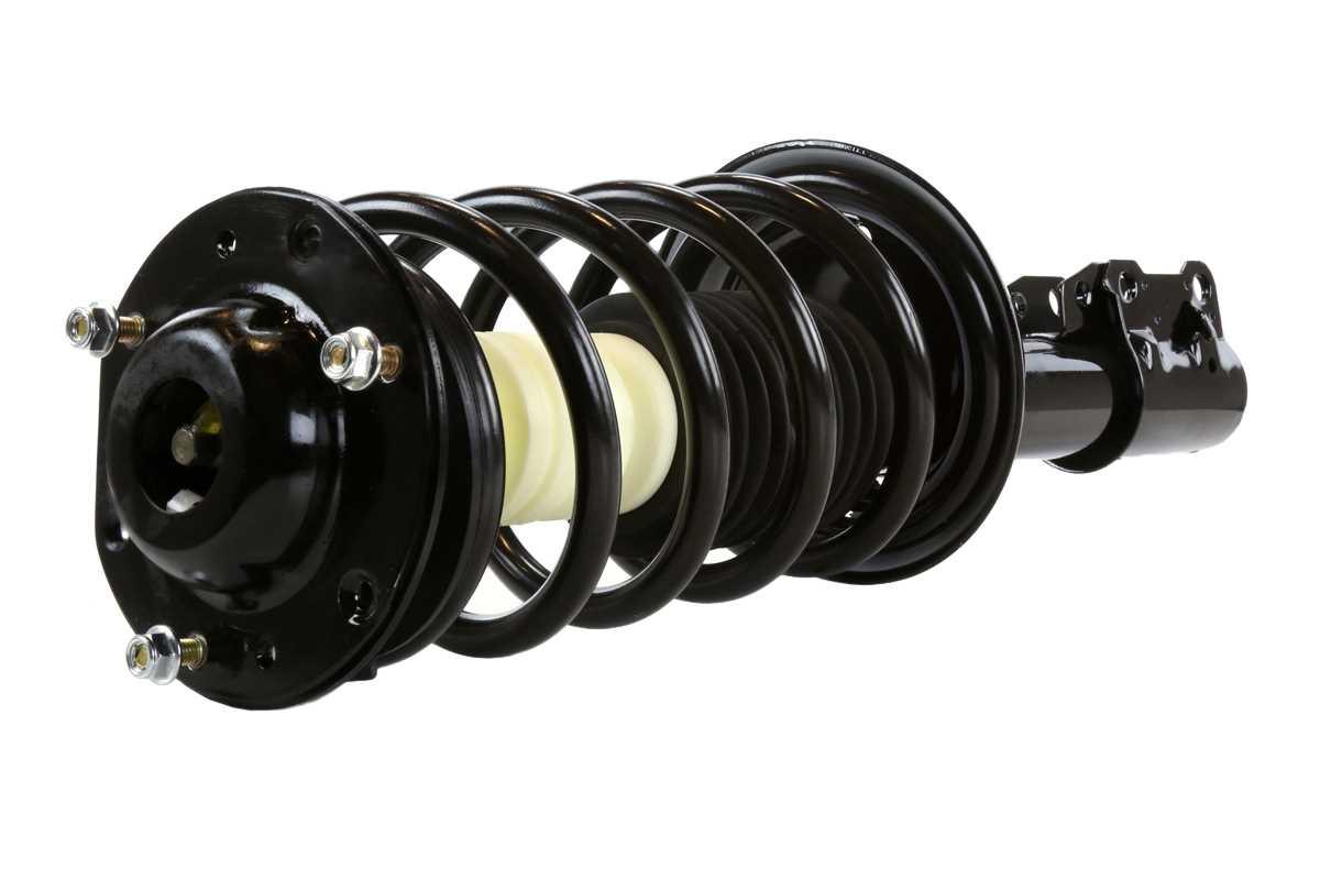 AutoShack KS15782CST100145 Front Strut Assembly Rear Shock Absorber Bundle