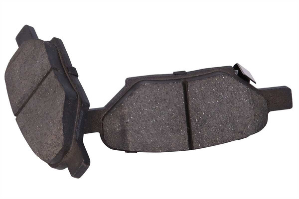 Rear Performance Ceramic Brake Pad Set 4 Wheel Disc - Part # PCD1033