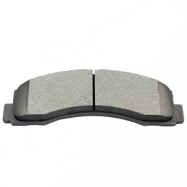 Front Performance Ceramic Brake Pad Set - Part # PCD1414