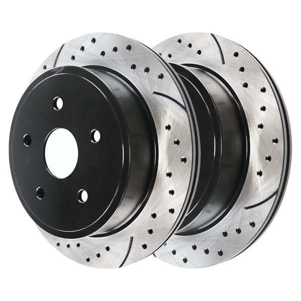 Front Performance Brake Rotor Pair 5 Stud - Part # PR63007LR
