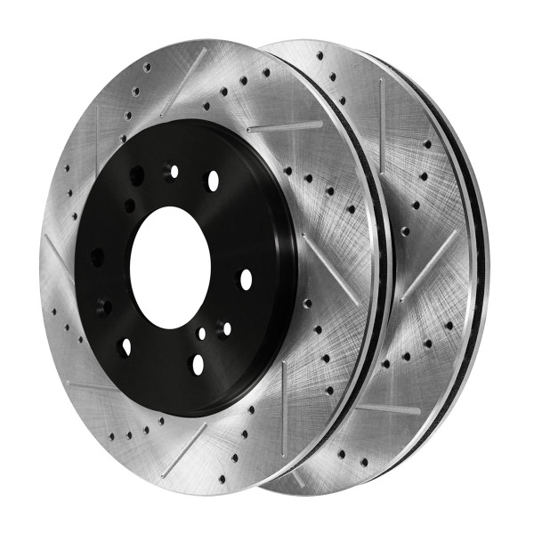 Front Performance Brake Rotor Pair 330mm Diameter - Part # PR65099LR