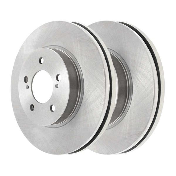 Front Disc Brake Rotor Pair - Part # R41052PR