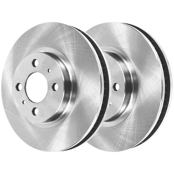 Front Disc Brake Rotor Pair - Part # R41058PR