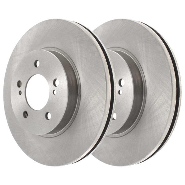 Front Disc Brake Rotor Pair - Part # R41272PR