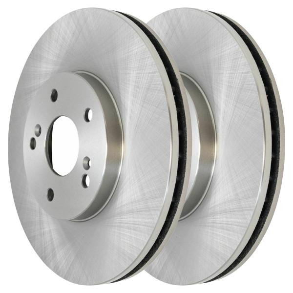 Front Disc Brake Rotor Pair 11.8 Inch Diameter - Part # R41277PR