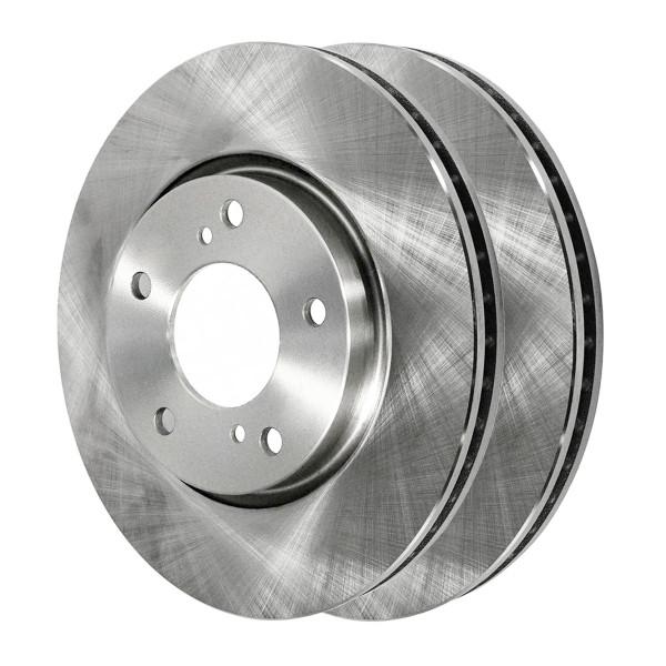 Front Disc Brake Rotor Pair - Part # R41436PR