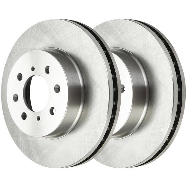 Front Disc Brake Rotor Pair - Part # R4297PR