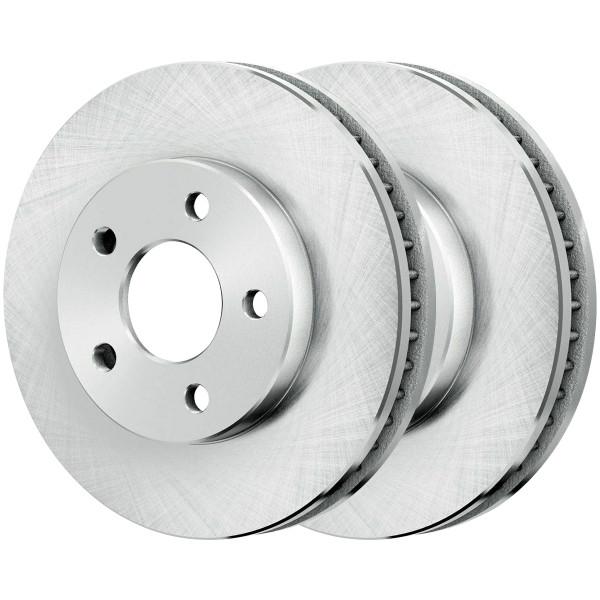 Front Disc Brake Rotor Pair - Part # R6120PR
