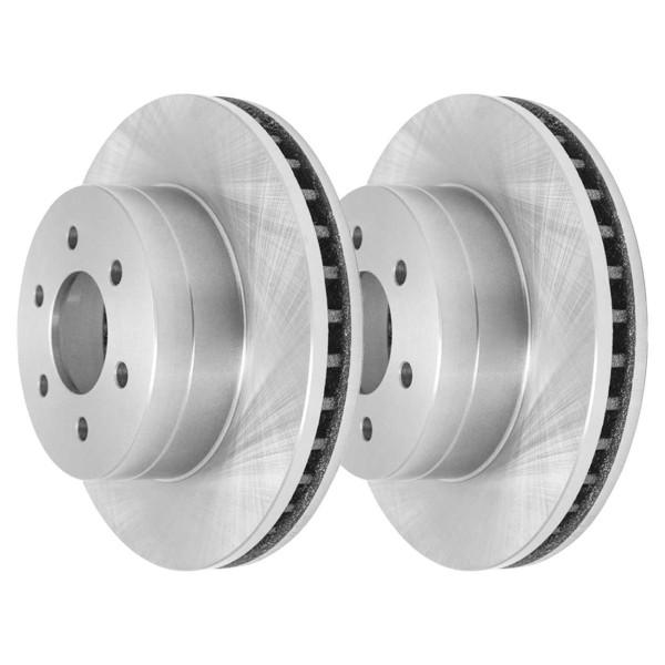 Front Disc Brake Rotor Pair - Part # R6384PR