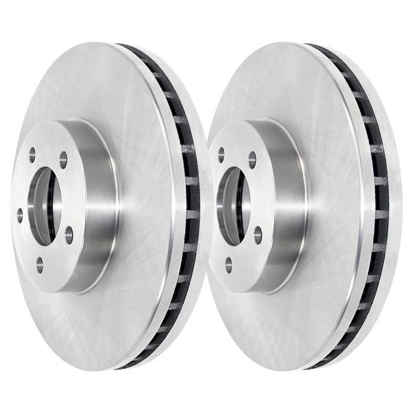 Front Disc Brake Rotor Pair 11.57 Inch Diameter - Part # R64032PR