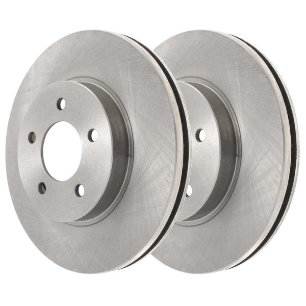 Front Disc Brake Rotor Pair 10.94 Inch Diameter - Part # R65038PR