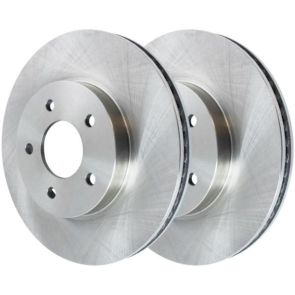 Front Disc Brake Rotor Pair - Part # R65082PR