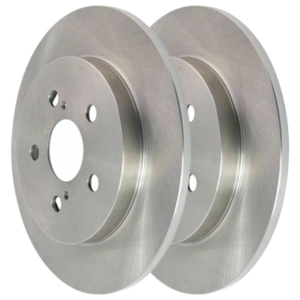 [Rear Set] 2 Brake Rotors - Part # R65161PR