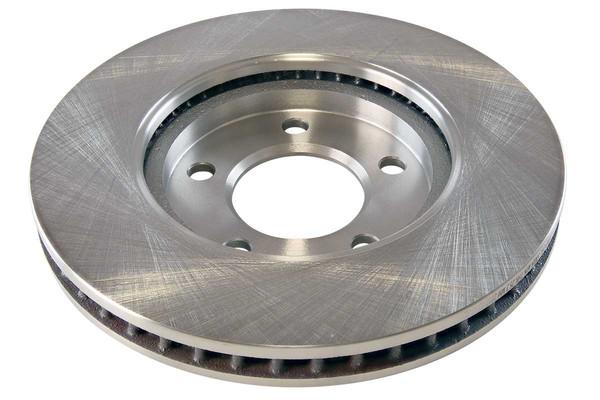 [Front Set] 2 Brake Rotors & 1 Set Ceramic Brake Pads - Part # RSCD63006-63006-857-2-4
