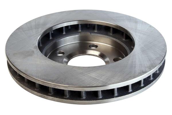 [Front Set] 2 Brake Rotors & 1 Set Semi Metallic Brake Pads - Part # RSMK65038-65038-699-2-4
